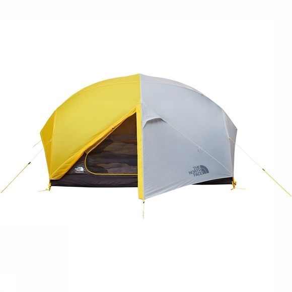 The North Face Triarch 3 Tent Geel/Middengrijs