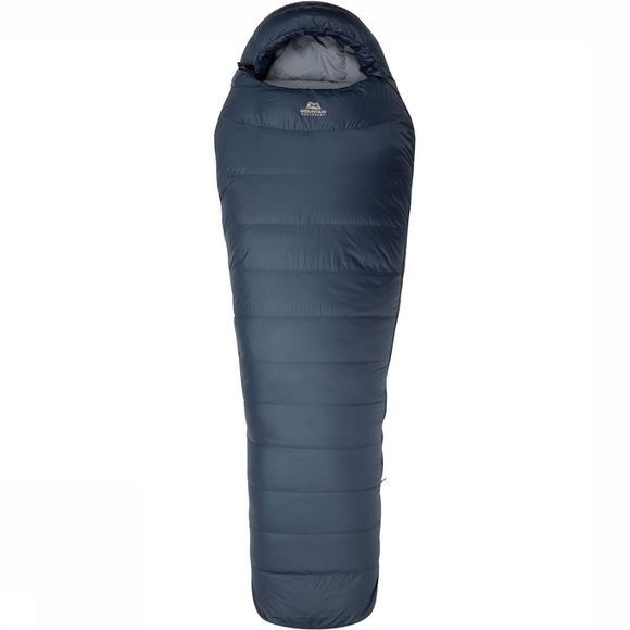 Mountain Equipment Earthrise 600 Regular Slaapzak Donkerblauw