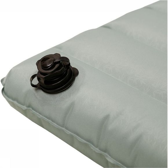 Human Comfort Durtal Single Airbed With Pump Slaapmat Groen