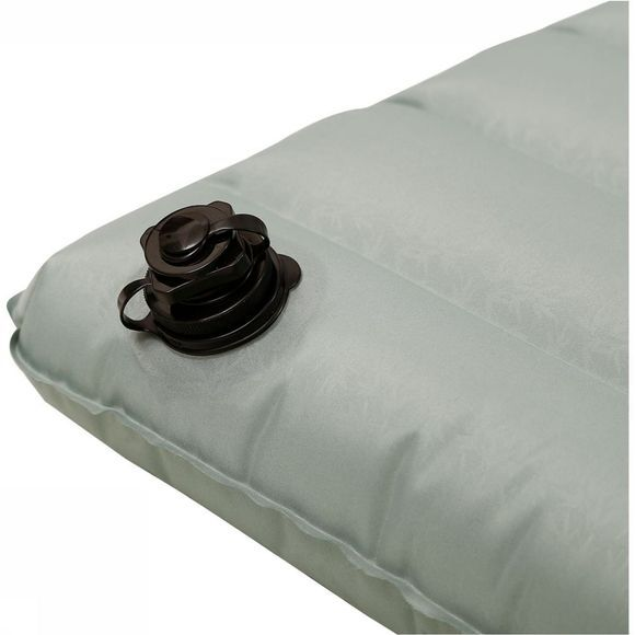 Human Comfort Durtal Double Airbed With Pump Slaapmat Groen