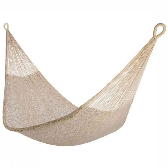 Yellow Leaf Hammocks Catalina Hangmat Zandbruin