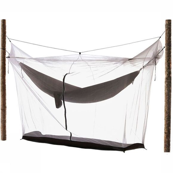 Grand Trunk Hammock Mosquito Netting Middengrijs