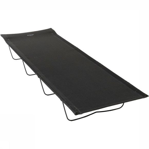 Vango Hush Campbed Stretcher Zwart