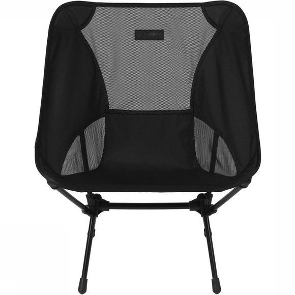 Helinox Chair One Stoel Stoel Blackout Edition Zwart