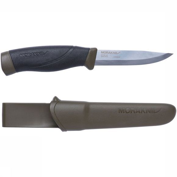 Morakniv Companion Heavy Duty MG Mes Zwart