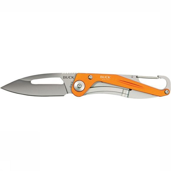 Buck Knives Apex Mes  Oranje