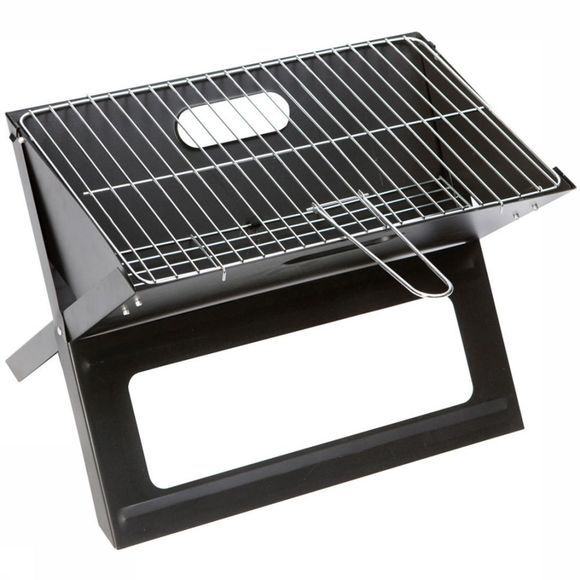 Bo-Camp Notebook Vuurkorf BBQ Zwart