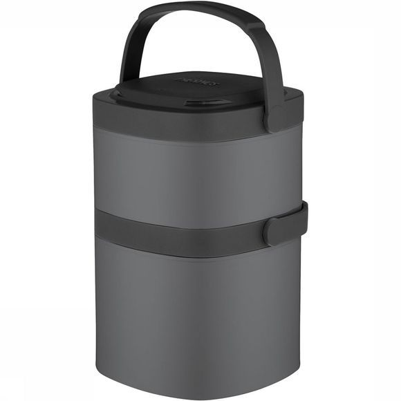 Thermos Stack N Lock M Voedselcontainer Middengrijs