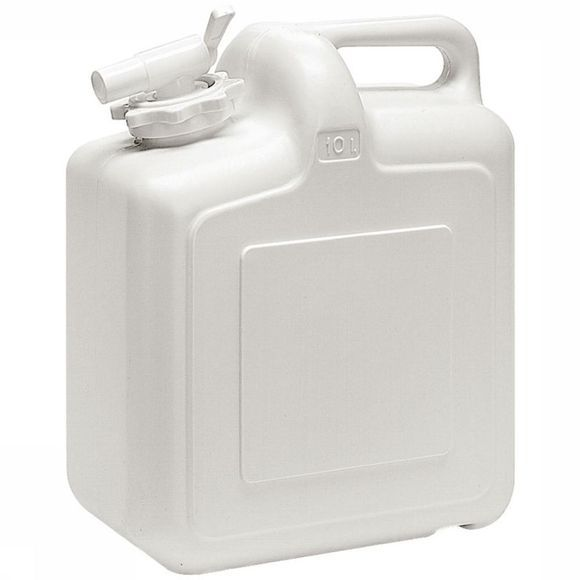 Curver Kraan 10L Jerrycan Wit