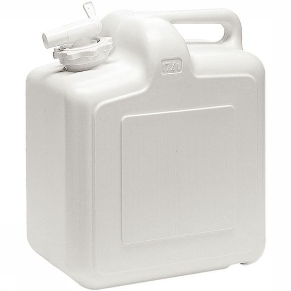 Curver Kraan 17,5L Jerrycan Wit