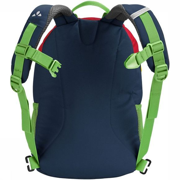 Vaude Minnie 10 Rugzak Junior Middenrood/Middenblauw