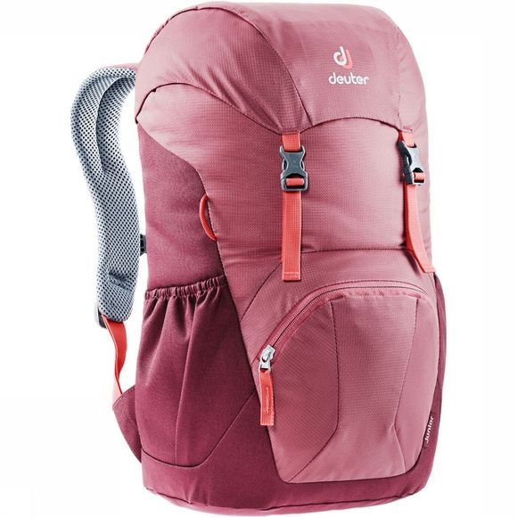 Deuter Junior Rugzak Donkerrood/Middenrood