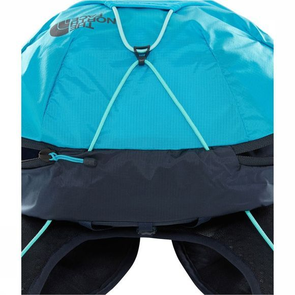 The North Face Chimera 18 Rugzak Dames Marineblauw/Turkoois