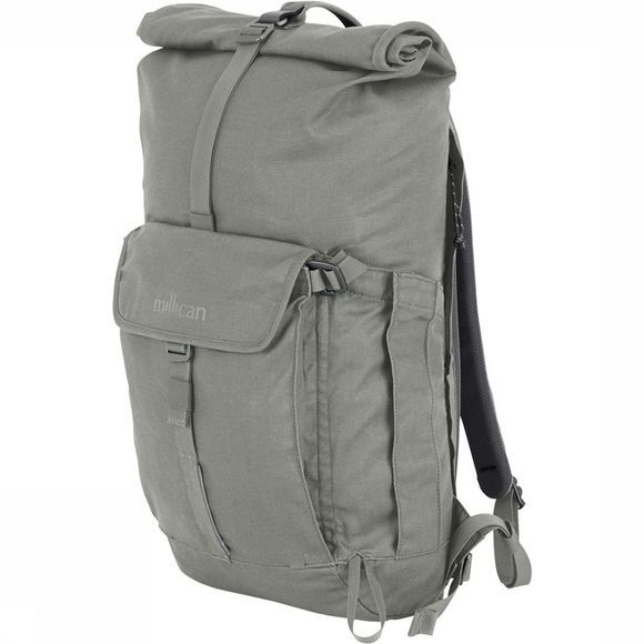 Millican Smith The Roll Pack 25L Rugzak Lichtgrijs