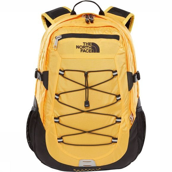 The North Face Borealis Classic Rugzak  Middengeel/Zwart