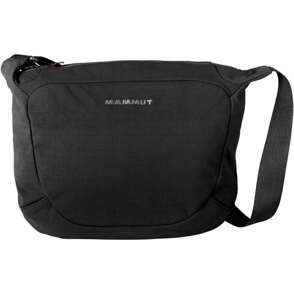 Mammut Shoulder Bag Round 8 L Tas Zwart