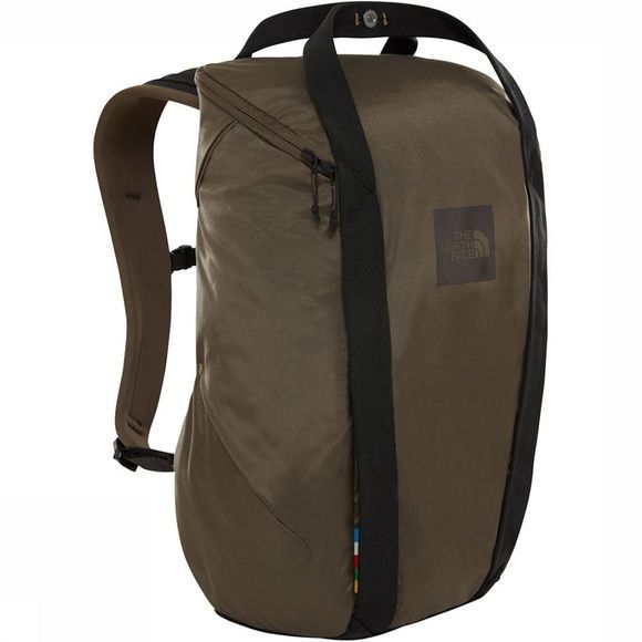 The North Face Instigator 20 Rugzak Donkergroen