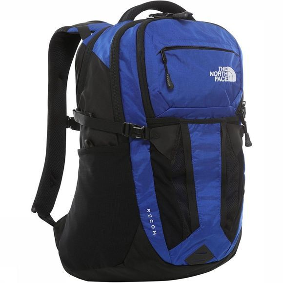 The North Face Recon Rugzak Koningsblauw/Zwart