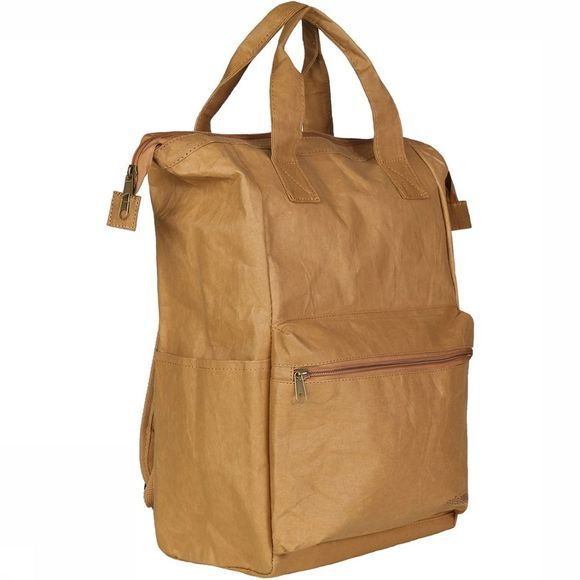 Ayacucho Tote Bag De Papel Shopper Zandbruin