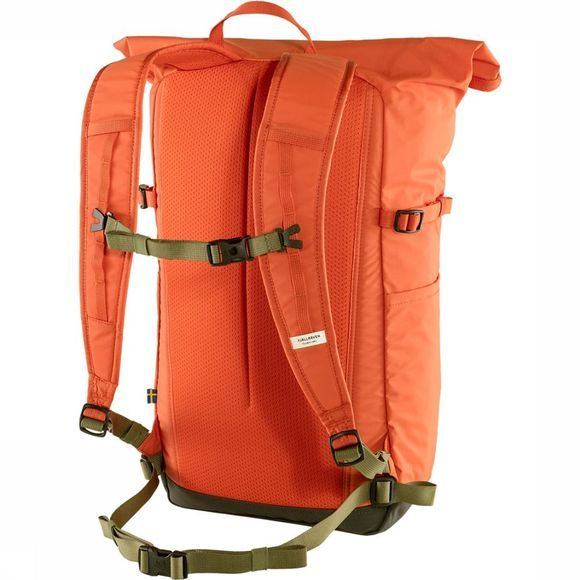 Fjällräven High Coast Foldsack 24 Rugzak Middenrood