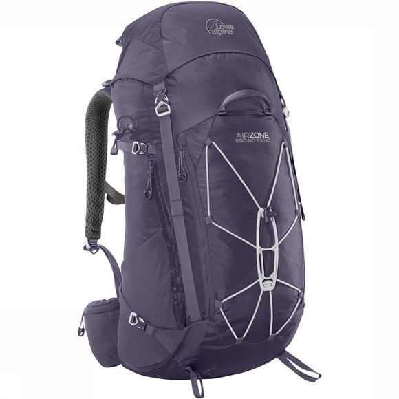 Lowe Alpine AirZone Pro ND 33:40 Dames Aubergine