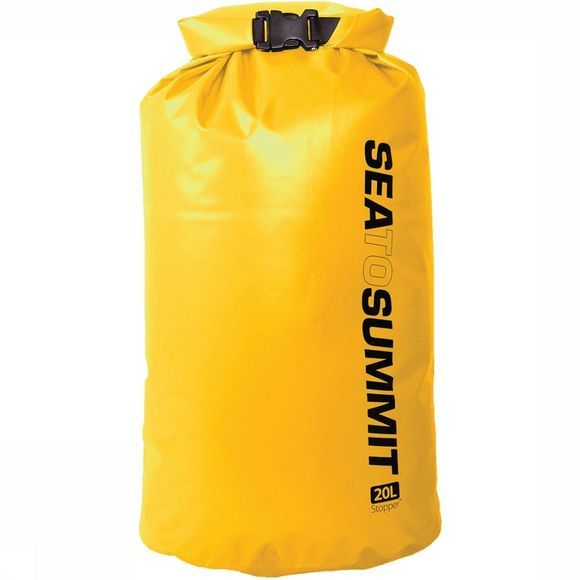 Sea To Summit Dry Bags Stopper L 20L Geel