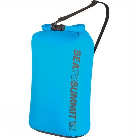 Sea To Summit Sling Dry Bag 20L  Blauw