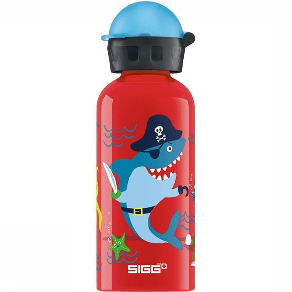 Sigg Underwater Pirates 0.4L Drinkfles Junior Rood/Blauw