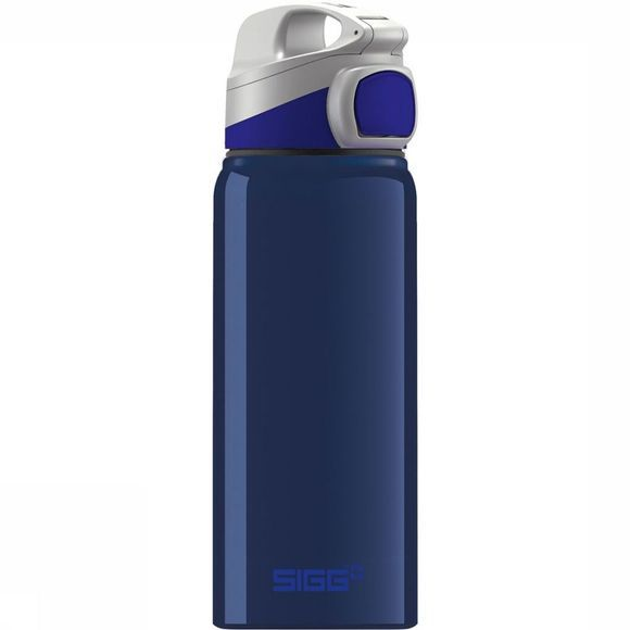 Sigg Miracle Alu 0.6L Drinkfles Donkerblauw