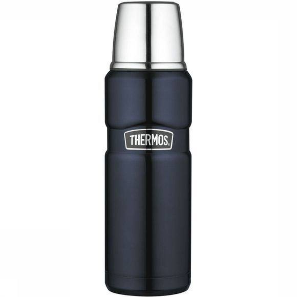 Thermos King 470 ml Isoleerfles Zwart