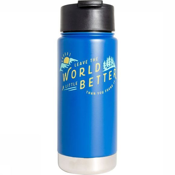 United By Blue Travel Bottle16 Oz Reisfles Blauw