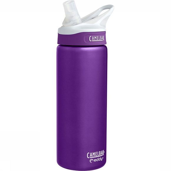 CamelBak Eddy Stainless Steel Insulated 0,6 L Drinkfles Paars