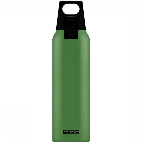 Sigg Hot & Cold One 0.5L Drinkfles Middenkaki