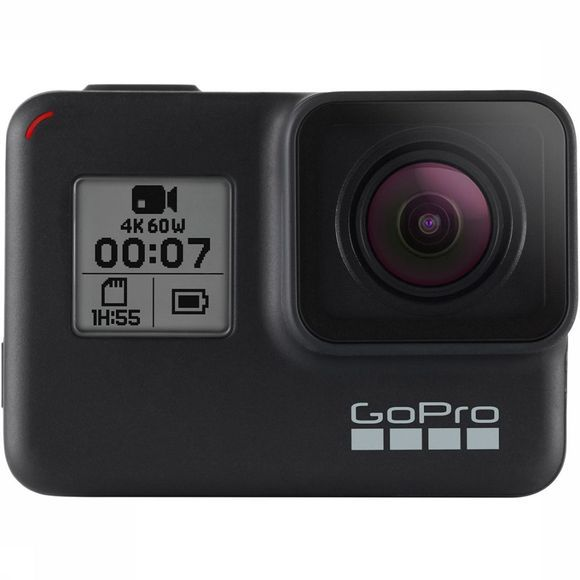 GoPro HERO7 Black + 32 GB SD-Card Zwart