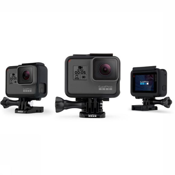 GoPro The Frame Zwart