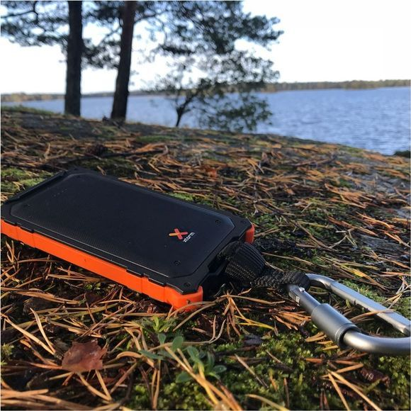 Xtorm Power Bank Limitless Powerbank Zwart/Oranje