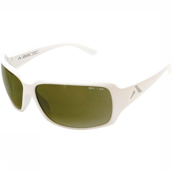 Altitude Eyewear Rose Zonnebril Wit