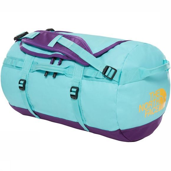 The North Face Base Camp Duffel S Lichtblauw/Paars