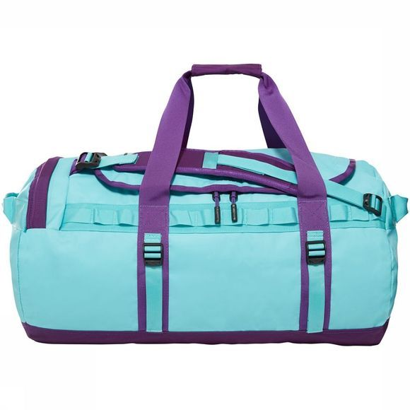 The North Face Base Camp Duffel M Lichtblauw/Paars