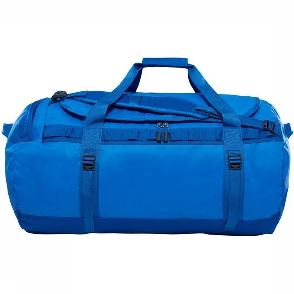 The North Face Base Camp Duffel L Middenblauw/Lichtblauw