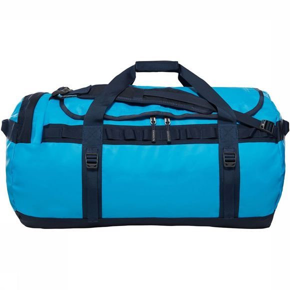 The North Face Base Camp Duffel L Middenblauw/Marineblauw