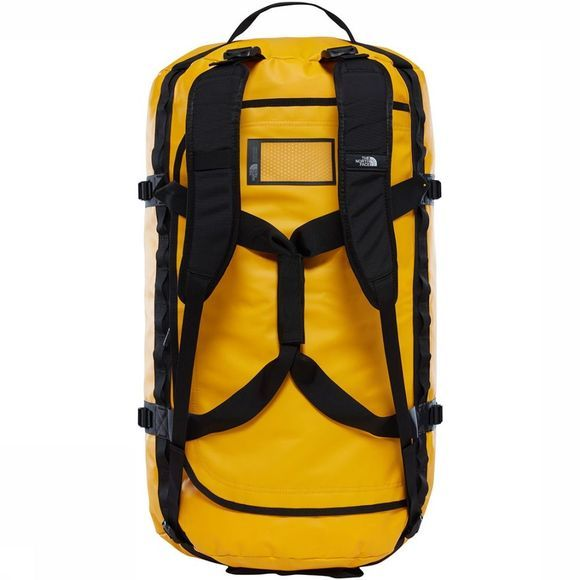 The North Face Base Camp Duffel XL Geel/Zwart