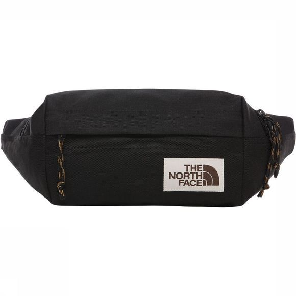 The North Face Lumbar Tas Zwart