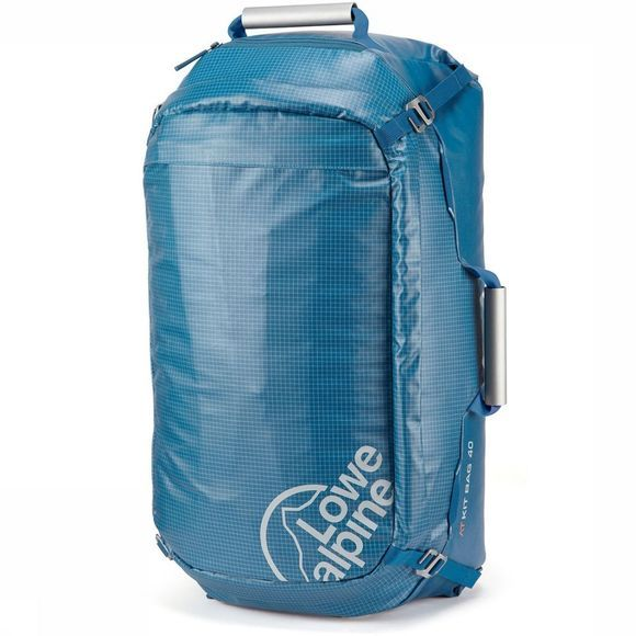 Lowe Alpine AT Kit Bag 40 Middenblauw/Lichtgrijs