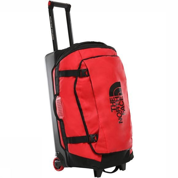 The North Face Rolling Thunder Trolley 80L Middenrood/Zwart