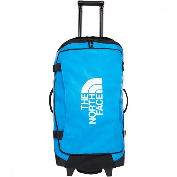 The North Face Rolling Thunder Trolley 80L Middenblauw/Zwart