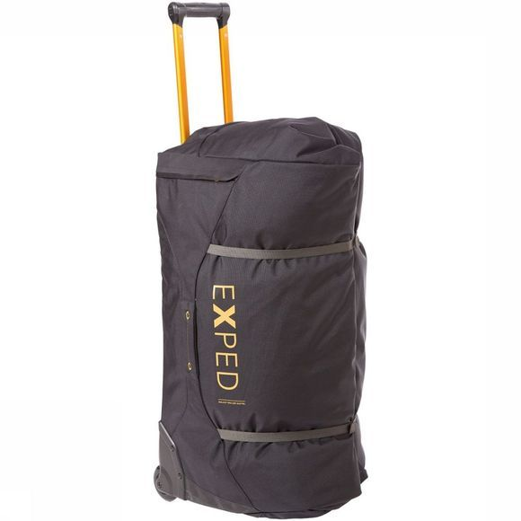 Exped Galaxy Roller Duffel Zwart