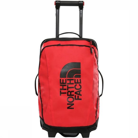The North Face Rolling Thunder Trolley 40L Middenrood/Zwart