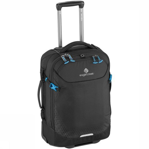 Eagle Creek Expanse Convertible International Carry-On Trolley Zwart