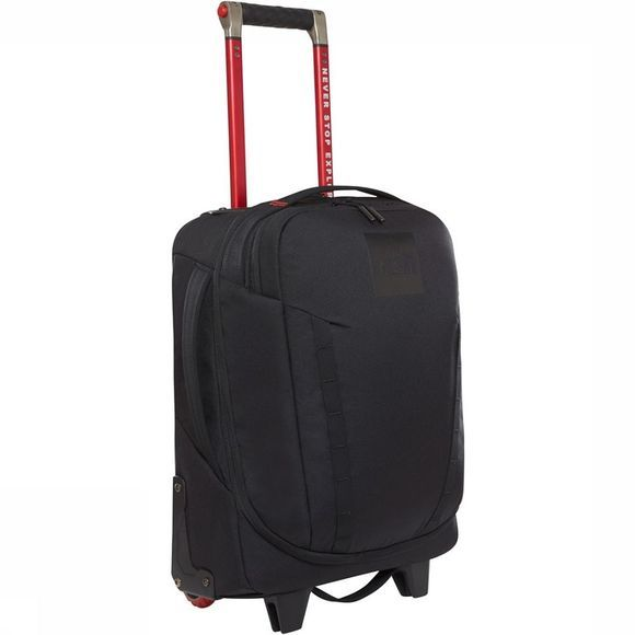 The North Face Overhead 19 Trolley Zwart